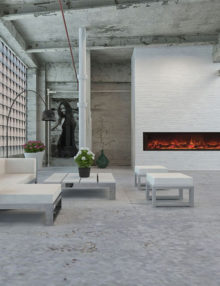 Modern Flames Lanscape Full View Series Electric Fireplace