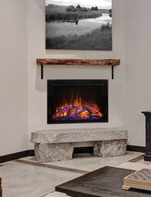Modern Flames Redstone Insert Electric Fireplace